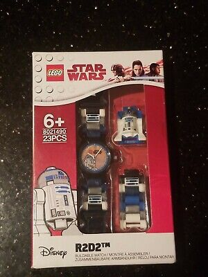 LEGO Star Wars R2D2 Buildable Watch 8021490 New