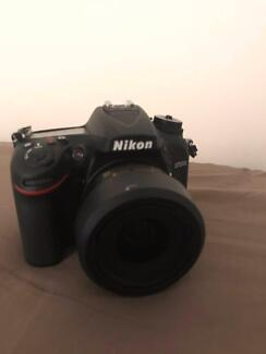 Nikon D7200 with 35mm Lens