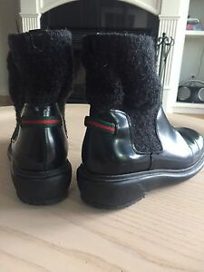 Women's Authentic GUCCI Boots