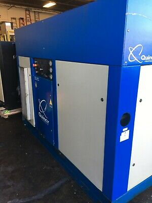 Quincy Model Qsi-600 125hp Rotary Screw Air Compressor