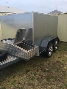 Tandem trailer Golden Bay Rockingham Area Preview
