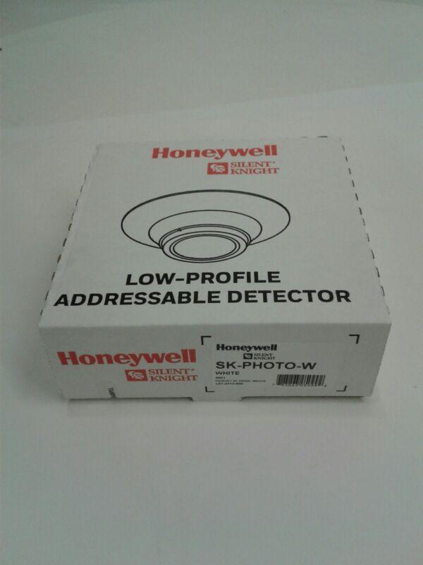 Honeywell Silent Knight Low Profile Addressable Detector SK-PHOTO-W