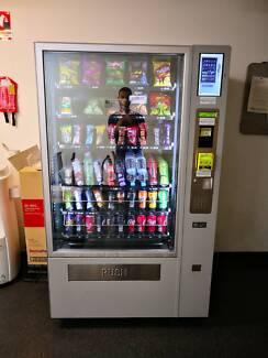 Sited Vending Machine