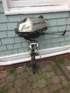 Honda Outboard 2HP Parts Needed