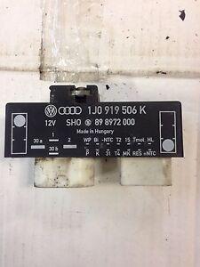 Rad fan control module VW