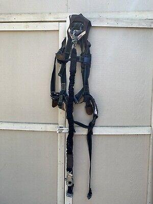 Dbi Sala Exofit Nex Tower Climbing Safety Harness Seat 1103072