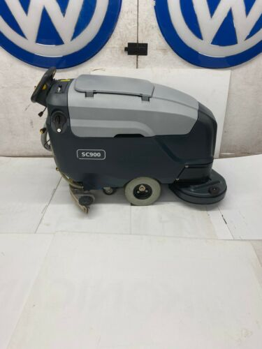 """Advance SC900 34"""" Automatic Floor Scrubber. Walk behind w/ batteries w/ shipping"""