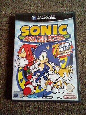 Sonic Mega Collection - Nintendo Gamecube for sale  Shipping to Nigeria