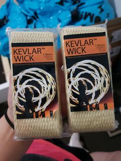 Kevlar  Fire Twirling Wick