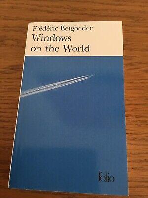 Livre Roman Windows On The World Frédéric Beigbeder