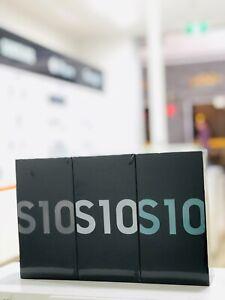 BRAND NEW SEALED SAMSUNG GALAXY S10 512GB DUAL SIM