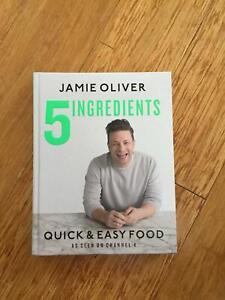 Jamie Oliver 5 Ingredients