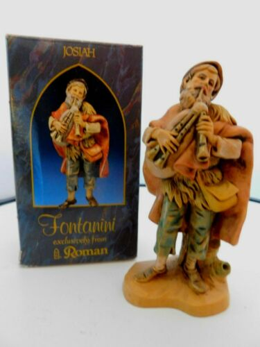 """Fontanini Italy """"Alexander"""" 5 inches Figurine with Box"""