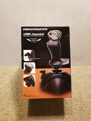 Thrustmaster PC USB Joystick for Flight Simulator - New Free Shipping