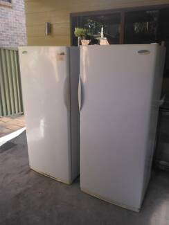 Westinghouse pigeon pair fridge and freezer