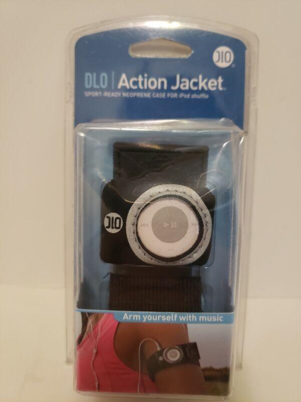 DLO Action Jacket Armband iPod Shuffle (2nd Gen) Sport Ready Neoprene Case