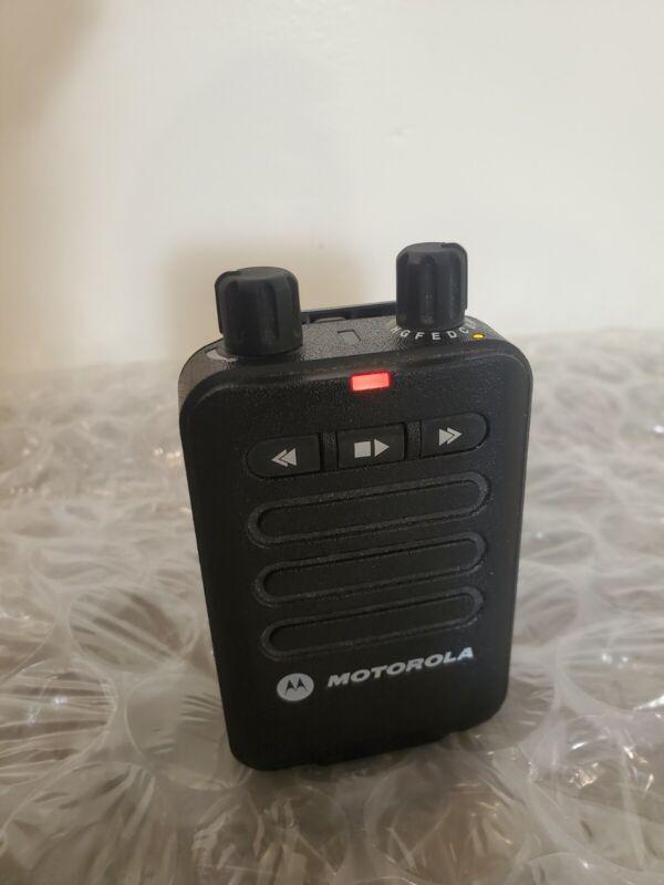 Motorola Minitor VI VHF 143-174 MHZ 1 CH RLD1048A No Battery Fire EMS pager