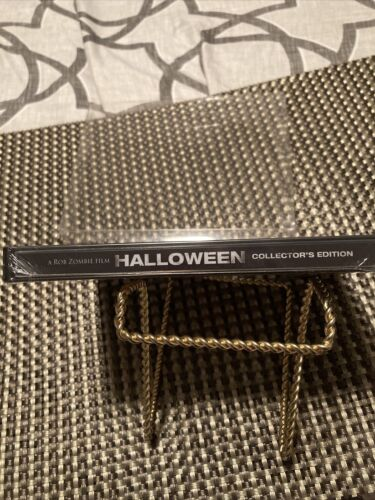 Halloween 2007 Blu-ray Disc, 2018 2-Disc Unrated Collector s Ed. SteelBook  - $23.50