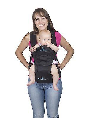 BEST ERGO BABY CARRIER with HIP SEAT for Smart Moms Top Performance Adjustabl...
