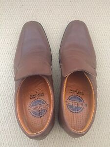 Men's Brown Shoes (Rivers) Caroline Springs Melton Area Preview