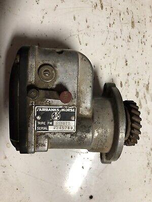 Fairbanks Morse Magneto Type Fm Xd1b7s Single Cylinder Motor Antique Tractor