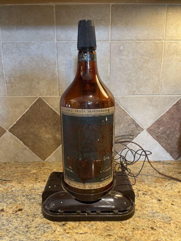 RDR Magic Tone Radio in Bottle Rare 1947 Tube Radio Development Research Co.