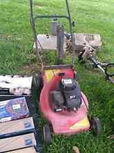 Rover petrol lawn mower Airds Campbelltown Area Preview