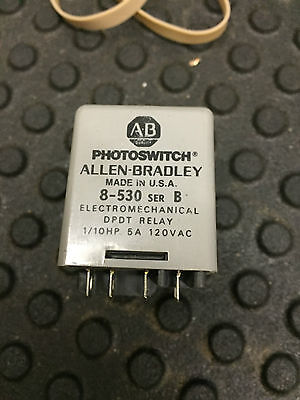 Ab Allen-bradley 8-530 Ser B Photo Switch