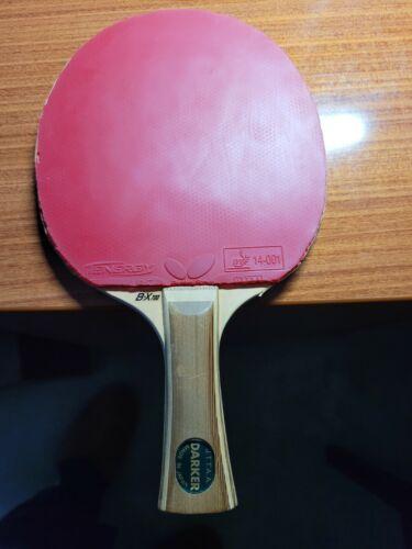 Darker Carbon B-X700 paddle