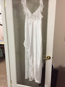 New Satin Night gown