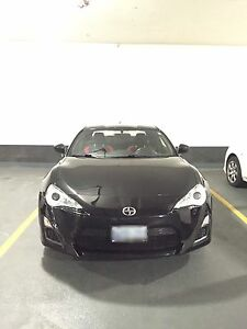2016 scion FR-S Black