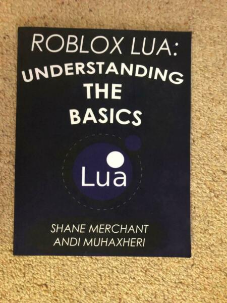 2 Roblox Lua Coding Guides | Textbooks | Gumtree Australia