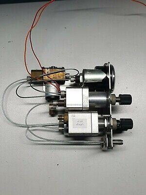 Hp Agilent 5890 Gas Chromatograph - Gas Control Assembly