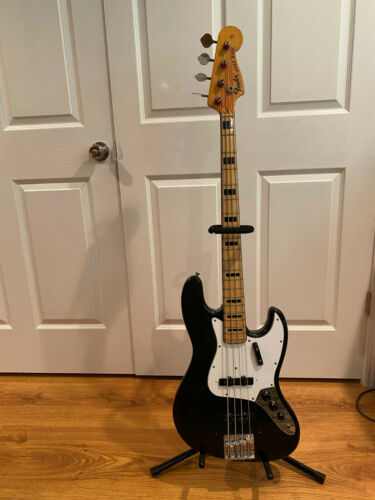 1973 Fender Jazz Bass