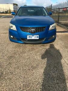 2007 toyota Aurion North Geelong Geelong City Preview