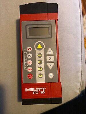 Hilti Laser Pd10. B103