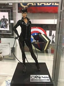 HANDCRAFTED LIMITED EDITION 'DOMINATRIX CATWOMAN' STATUE