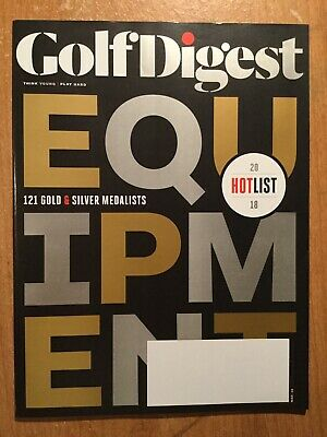Golf Digest Magazine (March 2018) - Golf Digest Magazine