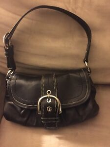 Authentic Coach Soho Hobo Bag