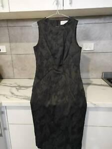 Evening dress black - Veronika Maine