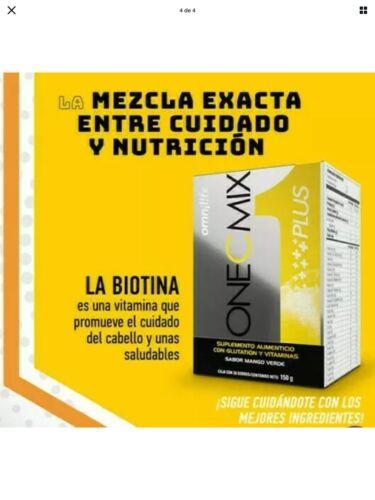 One C mix Plus Omnilife, El Mejor aliado Para Tú Organismo de Las toxinas