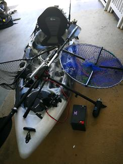 2.7m Dragon Fishing Kayak