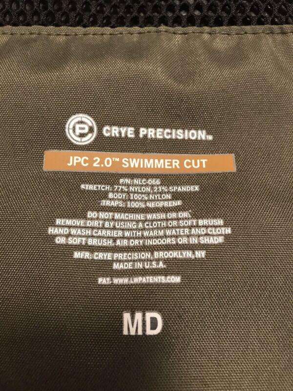 Crye Precision JPC 2.0 Swimmer cut, Size: Medium