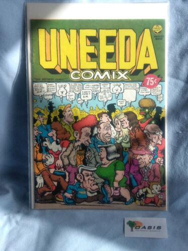 Uneeda Comix, Print Mint (Comics / Comix)