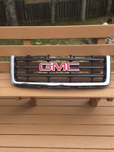 207-2013 gmc grille