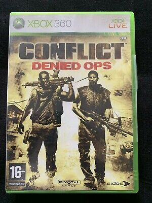 Conflict Denied OPS - Jeu Xbox 360 Complet TBE for sale  Shipping to Nigeria