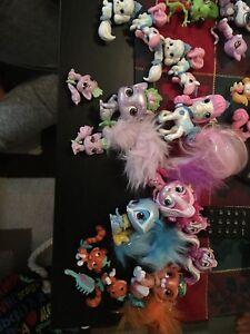 Littlest pet shops Disney palace pets