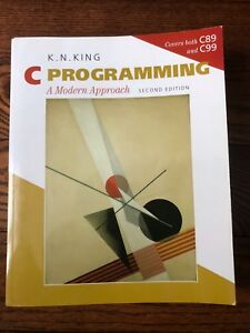 C programming: A modern approach 2nd edition