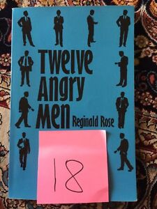 Twelve angry men by Reginald Rose Cranbourne North Casey Area Preview