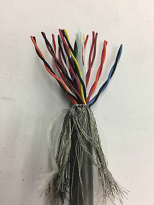 Belden 9813 13 pr low capacitance computer cable wire EIA RS232/422 1000ft (Low Capacitance Wire)